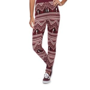 NWT So holiday leggings